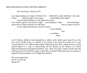 "Jameka Williams: ""The Kardashians for a Better America"""