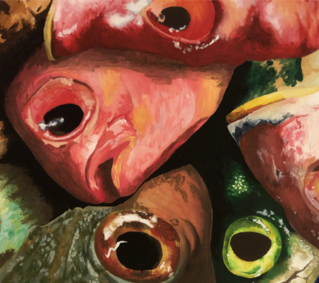 """""""Fish Heads"""" by Liam Patell"""